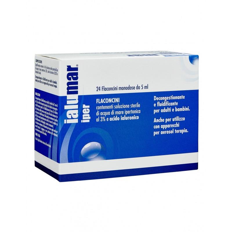 Ialumar Iper 24 Flaconcini Monodose da 5 ml