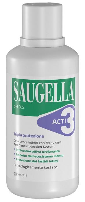 Saugella Acti3 Intimo 500ml