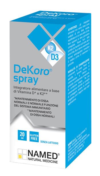 Named Dekoro Spray 20ml