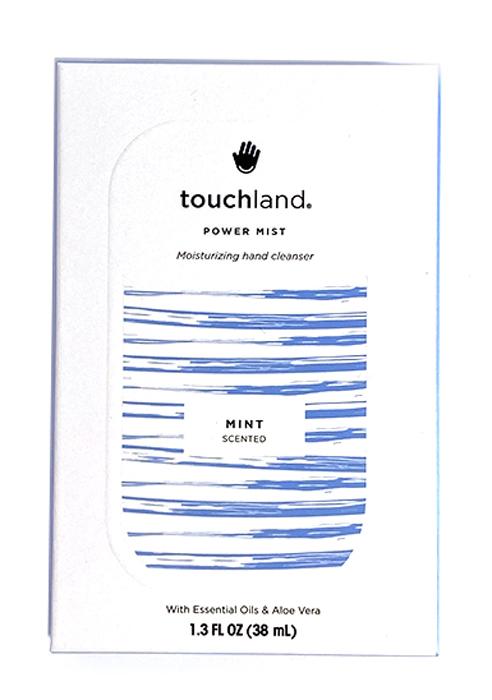 Touchland Igienizzante Mani Spray 38ml Fragranza Menta