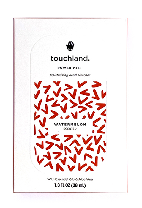 Touchland Igienizzante Mani Spray 38ml Fragranza Anguria