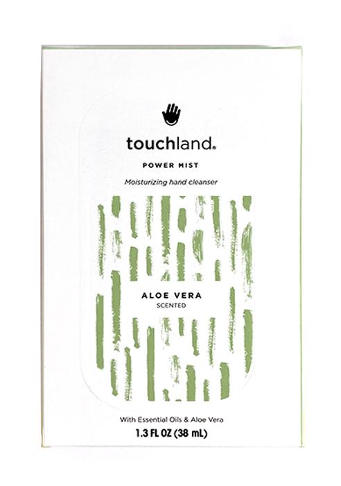 Touchland Igienizzante Mani Spray 38ml Fragranza Aloe Vera