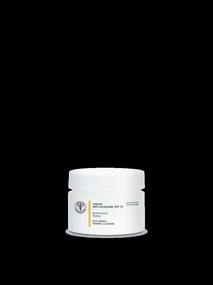 Farmacia Candelori Crema Antirossore Bioflavonoidi Mirtillo Spf15 50ml