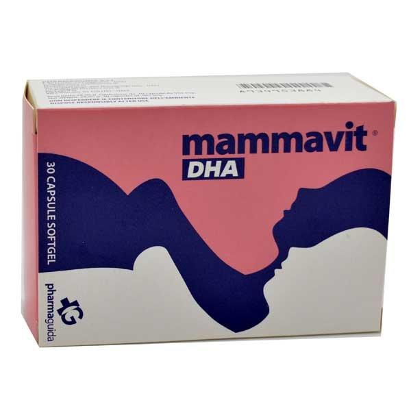 MAMMAVIT DHA SOFTGEL 30CPS