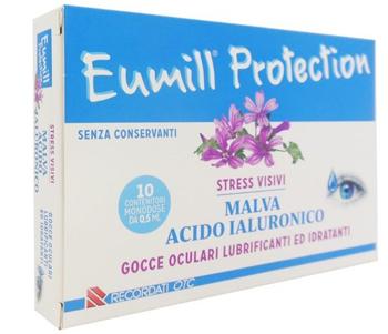EUMILL PROTECTION GOCCE OCULARI 10FL