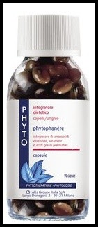 Phyto Phytophanere capsule fortificante capelli e unghie
