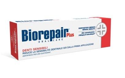 Biorepair Plus Dentifricio Denti Sensibili 75ml