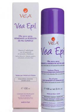 VEA EPIL 100ML ritarda la ricrescita dei peli superflui
