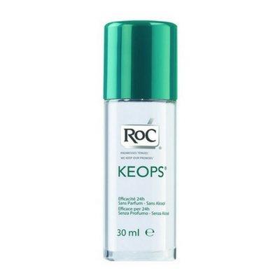 Roc keops Deodorante Roll-on 30ml Per pelle Normale