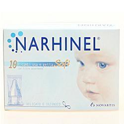 Novartis Narhinel 10 ricambi usa e getta soft