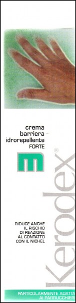 Kerodex Miba, crema barriera idrorepellente forte