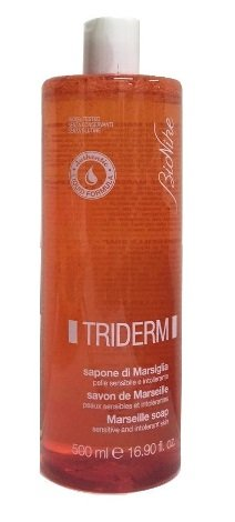 Bionike Triderm Sapone di Marsiglia 500 ml Detergente
