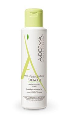 ADERMA EXOMEGA OLIO PLANT500ML